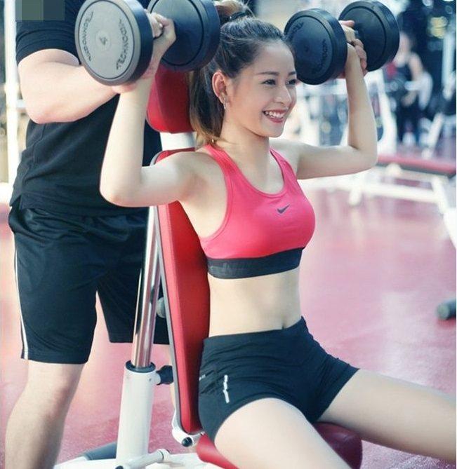 Rèn luyện cơ thể đang là xu hướng của giới trẻ hiện nay