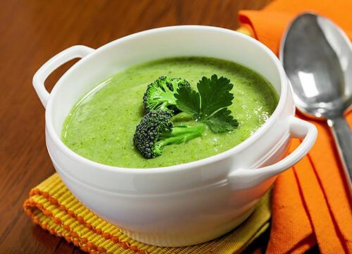 món súp rau củ quả tốt cho bữa ăn kiêng khoa học hiệu quả