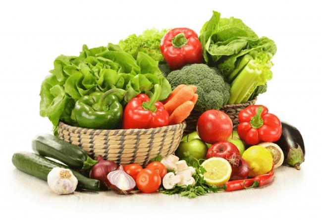 Rau củ quả cực kỳ quan trọng trọng mỗi thực đơn ăn kiêng
