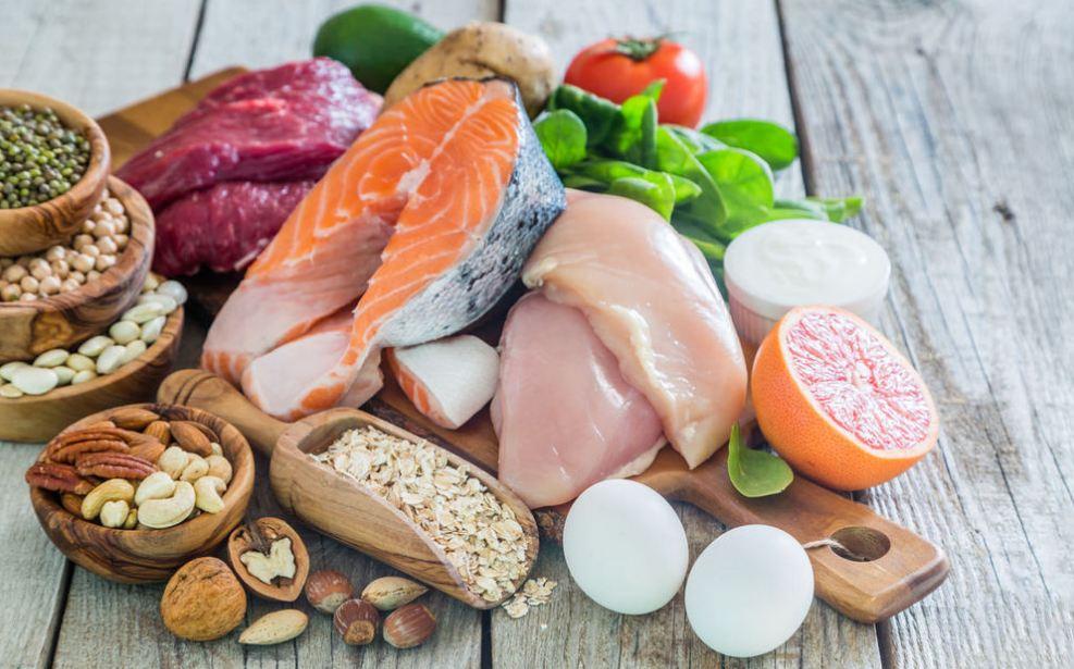 ăn nhiều protein hơn hàng ngày