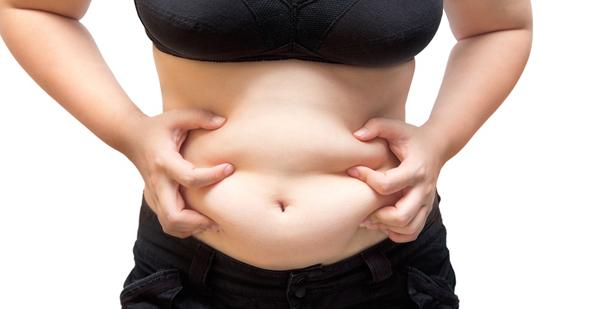 phụ nữ sau sinh sẽ bị béo bụng