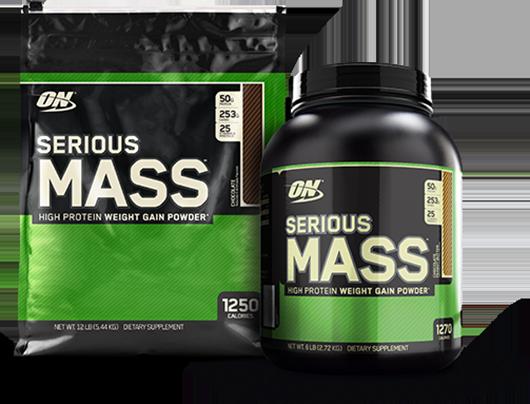 thuốc giảm cân Serious Mass