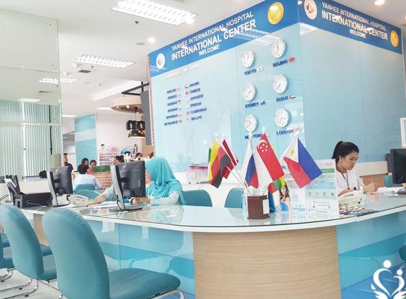 Yanhee là bệnh viện nổi tiếng ở Thái Lan và Quốc tế