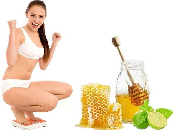 cách tăng cân bằng mật ong