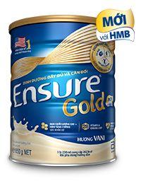 Ensure Gold Hương Vani