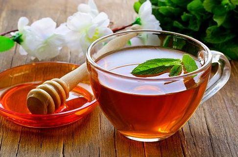uống mật ong nước ấm để tăng cân