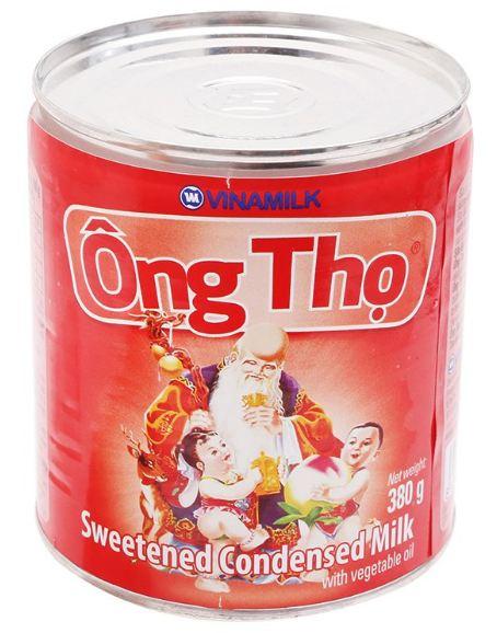thành phần dinh dưỡng sữa ông thọ vinamilk