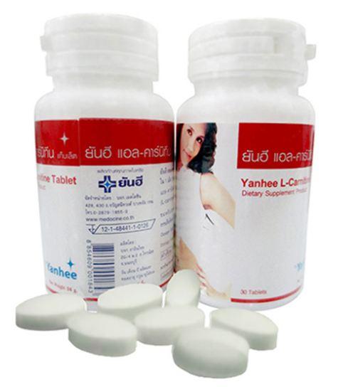 thuốc giảm cân thái lan yanhee