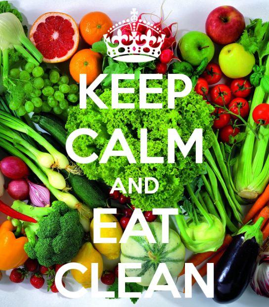 ăn thực phẩm sạch nguyên thủy