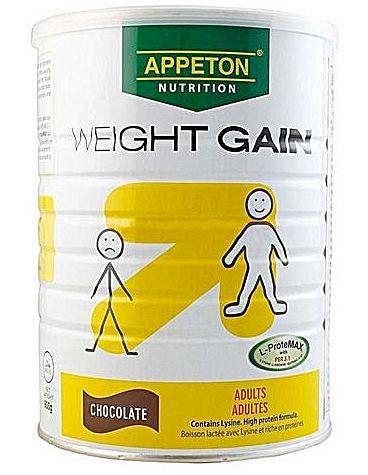 Sữa Bột Weight Gain cải thiện cân nặng