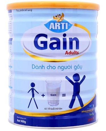Sữa tăng cân Arti Gain Adults 900g