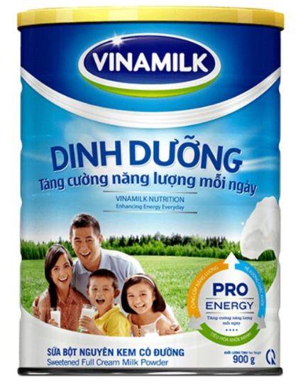 Sữa bột nguyên kem Vinamilk