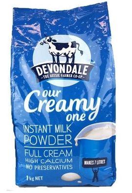 Sữa bột Full Cream Devondale