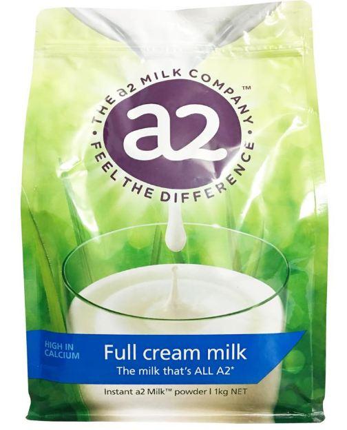 Sữa Bột Nguyên Kem A2