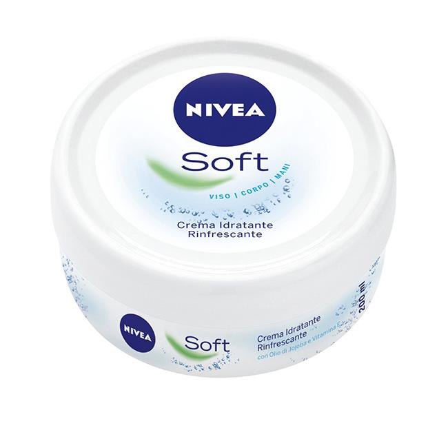 Review kem dưỡng ẩm Nivea Soft