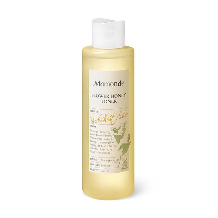 Review toner Mamonde Flower Honey