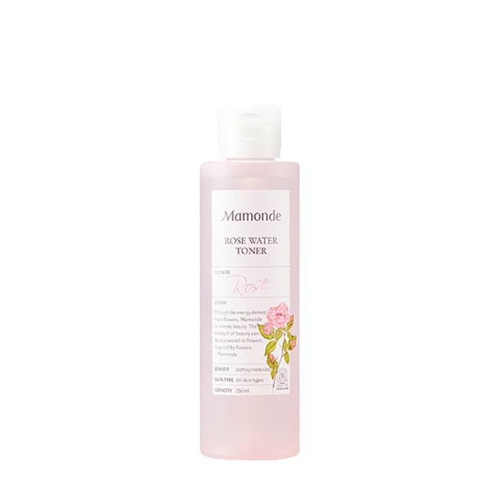 Review toner Mamonde Rose water