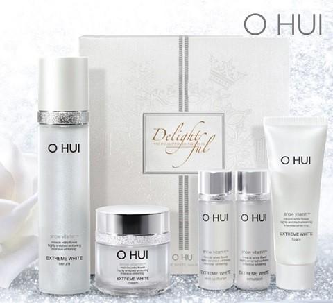 Hãng mỹ phẩm Hàn Quốc cao cấp Ohui 2