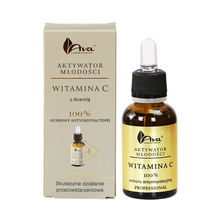 Serum Vitamin C Ava Youth Activation